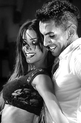 Michael Boy & Aline Borges